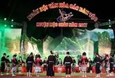 Môc Châu : lancement de la Fête culturelle des ethnies 2017