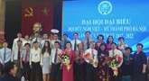 Le Ve Congrès de l'Association d'amitié Vietnam - États-Unis à Hanoï