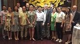 Des voyagistes et journalistes français explorent le marché vietnamien