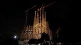 Barcelone : évacuation de la Sagrada Familia après une fausse alerte