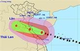 Le typhon Doksuri va frapper le Centre dans quelques heures