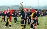 Fête culturelle de lethnie Dao : première