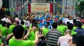 La rentrée des classes du Centre de soins des jeunes autistes Phuc Tuê