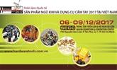 Bientôt l'exposition Vietnam Hardware & Hand Tools Expo 2017