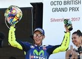 Moto : Valentino Rossi est déjà remonté sur une moto