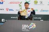 ASEAN ParaGames 9 : le Vietnam dans le top 3