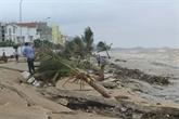 Appel à l'assistance aux sinistrés du typhon Doksuri