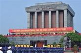 Fête nationale : messages de félicitations au Vietnam