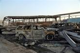 Irak : trois morts dans une double attaque suicide revendiquée par lEI