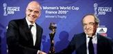 Foot : la France en ordre de bataille pour son Mondial-2019 féminin
