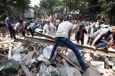 Mexique : un séisme fait près de 150 morts, 32 ans après celui de 1985