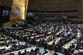 LONU met laccent sur la paix et la prévention des conflits