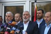 Le Hamas se dit prêt à reprendre le dialogue avec le Fatah
