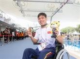 ASEAN ParaGames 9 : cinq médailles dor de plus pour le Vietnam