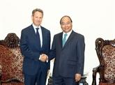 Vietnam - États-Unis : le PM Nguyên Xuân Phuc reçoit le président de Warburg Pincus