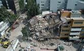 À Mexico, dernières heures pour extraire des survivants des décombres