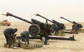 Irak : offensive sur Hawija, l'EI acculé dans tous ses fiefs