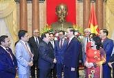 Croix-Rouge et Croissant-Rouge : le Vietnam demande le soutien des sociétés internationales