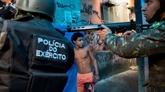 Fusillades dans une favela de Rio : un millier de soldats déployés