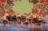 Clôture du Festival international de danse 2017 à Ninh Binh
