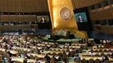 72e session de l'AG : le Vietnam souligne ses réalisations d'intégration