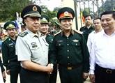 Activités d'échanges Vietnam - Chine au Yunnan