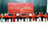 Renforcement des activités d'amitié entre les deux peuples vietnamiens et chinois