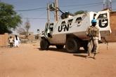 Mali : trois Casques bleus tués, cinq blessés dans une attaque contre un convoi