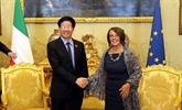 Le Vietnam et l'Italie stimulent leur coopération législative
