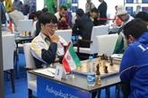 Lê Quang Liêm remporte le tournoi déchecs des AIMAG