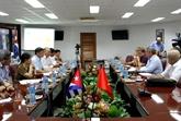 Syndicalisme : Vietnam et Cuba conviennent de resserrer leur coopération