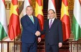 Le Vietnam donne de l'importance à l'essor des relations avec la Hongrie