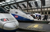 Le TGV devient franco-allemand avec la fusion dAlstom et Siemens