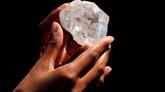 Le plus gros diamant brut du monde vendu pour 53 millions de dollars