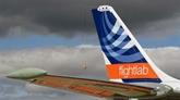 Premier vol réussi pour un Airbus équipé dailes laminaires