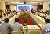 Conférence sur la restauration écologique du milieu marin côtier au Centre