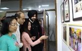Exposition photographique sur le Vietnam en Inde