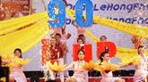 Le lycée délite Lê Hông Phong souffle ses 90 bougies