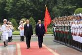 La visite du président égyptien revêt une signification importante