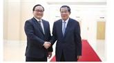 Hanoï et Phnom Penh renforcent la coopération bilatérale
