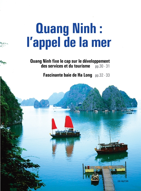 Quang Ninh fixe le cap sur le dveloppement des services et du tourisme
