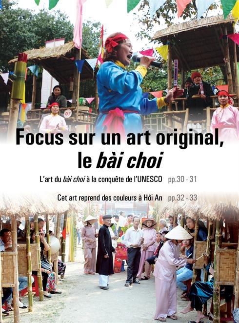 L'art du bài choi à la conquête de l'UNESCO
