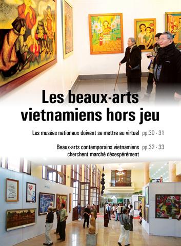 Les musées vietnamiens doivent se mettre au virtuel