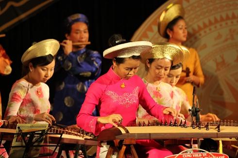 la musique vietnamienne