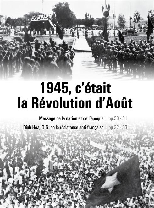 Dinh Hoa, Q.G. de la  résistance anti-française