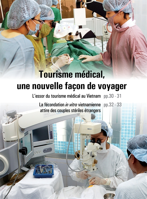 L'essor du tourisme médical au Vietnam
