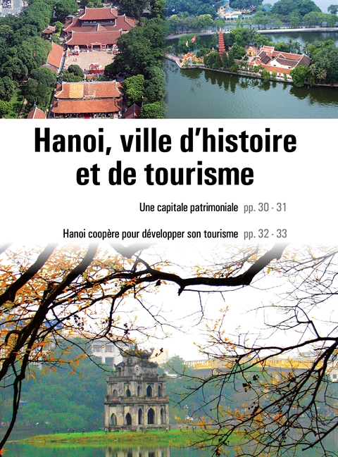 Hanoi, ville patrimoniale