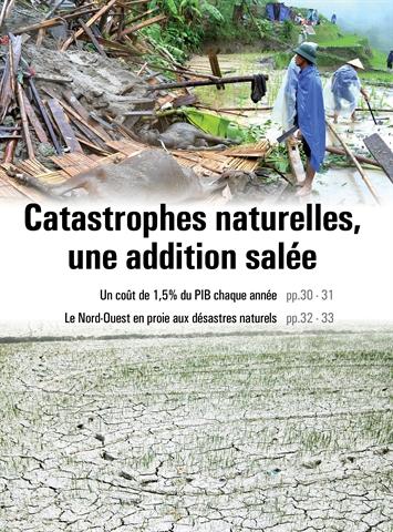 Le Nord-Ouest en proie aux désastres naturels