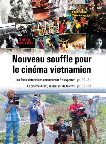 Les films vietnamiens commencent à s'exporter