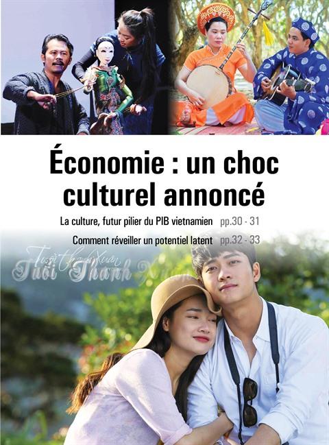 La culture, futur pilier du PIB vietnamien